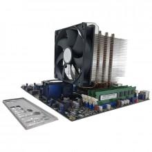 KIT Placa de baza Intel DX58SO, Intel Core i7 920 2.66GHz, 12GB DDR3, Cooler inclus