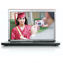 "Laptop DELL Studio 1535 15.4"", Intel Core2Duo T5750 2GHz, 4GB DDR2, 250GB, HDMI, WebCam, DVD-RW"