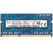 Memorie 4GB Hynix DDR3 1600MHz SODIMM 1RX8 PC3L