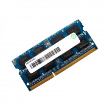 Memorie Laptop Ramaxel 8GB DDR3, 1600MHz, SODIMM, 2RX8, PC3L