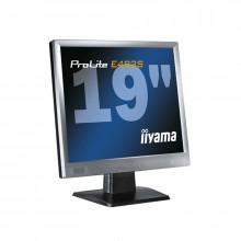 "Monitor LCD 19"" IIYAMA ProLite E483S, 1280x1024, 5ms, DVI, VGA, Cabluri incluse"