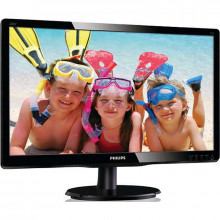 "Monitor LED 22"" Philips 220V4LSB, Grad A, 5ms, 1680x1050, DVI, VGA, Cabluri incluse"