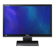"""Monitor LED 22"""" Samsung S22A450BW, Grad A, 1680x1050, 5ms, VGA, DVI, Cabluri Incluse"""