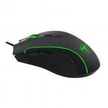 Mouse Gaming T-DAGGER Private, Optic, USB, 3200 dpi, 6 butoane, Iluminare LED
