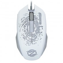 Mouse Gaming ZornWee Pioneer XG73, Optic, 2000DPI, Iluminare LED, Alb