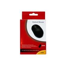 Mouse TECH NXT TN-999 Optic, cu fir, USB, 800dpi, negru