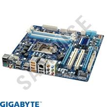 Placa de baza GIGABYTE GA-P55M-UD2, LGA1156, DDR3, PCI-Express, micro-ATX
