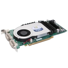 Placa video nVidia Quadro FX 3400, 256MB, DDR3, 256-Bit, PCI-Express, Dual-DVI