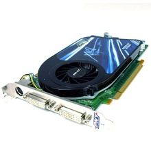 Placa video PNY GeForce 9800 GT, 512MB DDR3 256-bit, Dual DVI