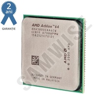 Procesor AMD Athlon 64 3800+, 2.4GHz, Socket AM2, TDP 65W