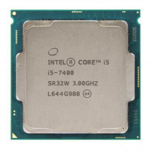 Procesor Intel Core i5 7400 3.0GHz, LGA1151, Kaby Lake, 7th gen, HD 630