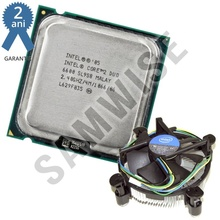 Procesor Intel Pentium Core 2 Duo E6600 2.4 GHz, socket LGA775, FSB 1066 MHz, 4 MB cache, 65 nm + cooler Intel
