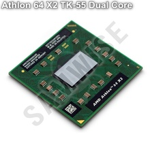 Procesor Laptop, Athlon 64 X2 TK-55 1.8GHz Dual Core Mobile, Cache 1MB, 64-Bit, TDP 35W