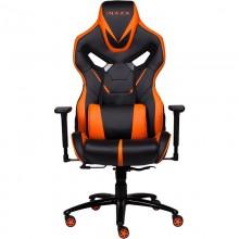 Scaun Gaming Inaza Predator negru-portocaliu