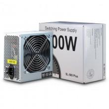 Sursa Inter-Tech 500W SL-500D, 4x SATA, 3x Molex, Ventilator 120mm, PFC