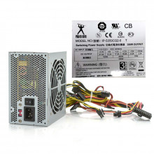 Sursa Power Man 350W IP-S350CQ2-0, 4x SATA, 1x Molex, 1x PCI-ex 6pin, Vent. 120mm