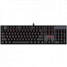 Tastatura Gaming Redragon Vara Mecanica, Iluminare LED, switch-uri Outemu Blue, SH