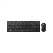 Kit tastatura + mouse Delux Wireless KA180-M391GX Black