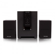 Boxe Microlab M-106 BT 2.1 Black, Bluetooth, Desigilat