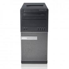 Calculator Dell 7010 MT, Intel Core i5 3470 3.2GHz, 8GB DDR3, 500GB, DVD-RW