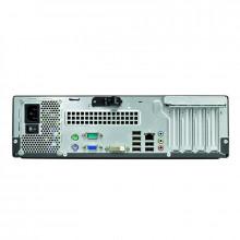 Calculator Fujitsu ESPRIMO E500 SFF, Intel DualCore G645 2.9GHz, 4GB DDR3, 250GB, DVD