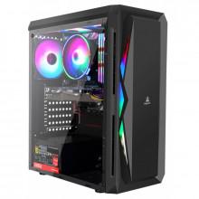 Calculator Gaming Snake, Intel Core i5 2400 3.1GHz, MSI H61M-E23, 8GB DDR3, 500GB, MSI GT 710 2GB DDR3, DVI, HDMI, FSP 400W