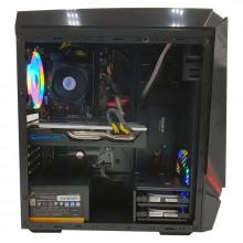 Calculator Gaming X-Blade, Intel i3 6100 3.7GHz, GA-H110-D3A, 8GB DDR4, SSD 120GB, 1TB, Sapphire RX 580 NITRO+ 4GB GDDR5 256-bit, DVI, HDMI, 500W