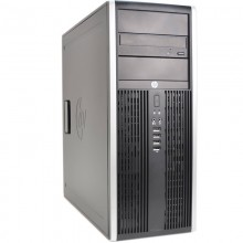 Calculator HP 8200 MiniTower, Intel Core i5 2400 3.1GHz, 8GB DDR3, SSD 120GB, 500GB, DVD