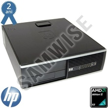 Calculator Incomplet HP Compaq Pro 6005 SFF, AMD Athlon II X2 255 3.1GHz, DDR3, SATA2, VGA, DisplayPort