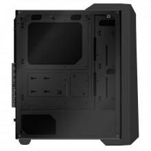 Carcasa Gaming Gamdias Apollo M2, MiddleTower, USB 3.0, Panou transparent