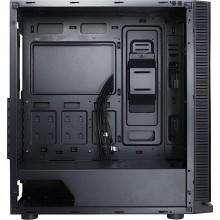 Carcasa Gaming Inter-Tech W-III RGB Black, USB 3.0, Fan controller cu telecomanda, Vent. 3x 120mm LED RGB