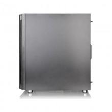 Carcasa Gaming Thermaltake Versa H27 Tempered Glass, USB 3.0, Panou transparent, MiddleTower, Vent. 120mm, Desigilat
