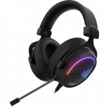 Casti Gaming Gamdias Hebe M2 RGB, USB, iluminare LED RGB