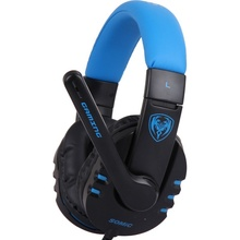 Casti Gaming Somic G923 Blue, Open Box