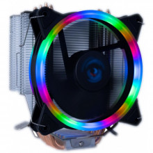 Cooler CPU Inaza Polar 5, Ventilator 120mm, LED Rainbow