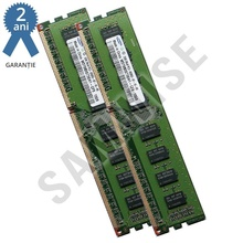 KIT Memorie Dual Channel 2 x 2GB Samsung DDR3 1333Mhz PC3-10600