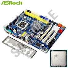 KIT Placa de baza ASRock G31M-GS + Intel Dual Core E3400 2.6GHz