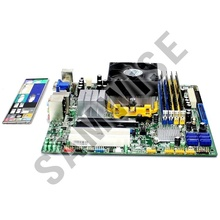 KIT Placa de baza FOXCONN RS780M03A1 + AMD Athlon II X2 260 3.2GHz + 4GB DDR2 + Cooler
