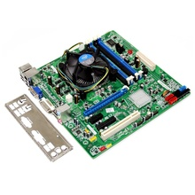 KIT Placa de baza Intel DB65AL, Socket LGA1155 + Intel Core i3 2100 3.1GHz + Cooler