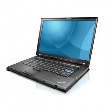 "Laptop Lenovo 14.1"" T400, Intel Core2Duo P8700 2.53GHz, 4GB DDR3, 250GB, DVD-RW"