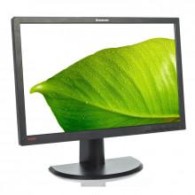 """Monitor LCD 24"""" Lenovo L2440p, 1920x1200, 5ms, VGA, DVI, Cabluri incluse"""