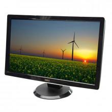 """Monitor LCD Dell 24"""" ST2410, 1920x1080, 5ms, DVI, VGA, HDMI, Cabluri incluse"""