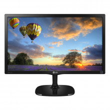 "Monitor LED 24"" LG 24MP57VQ-P, Grad A, 1920x1080, 5ms, VGA, HDMI, Cabluri incluse"