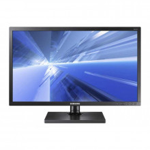 "Monitor LED Samsung 24"" NC241, 1920x1080, 5ms, DVI-OUT, VGA-IN, Cabluri incluse"