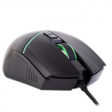Mouse Gaming NitroX GT-100, Optic, 6400 dpi, 7 butoane