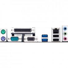 Placa de baza GA-H110-D3A, LGA1151, 6th gen, 2x DDR4, 4x SATA III, PCI-E x16 3.0, USB 3.0