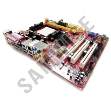 Placa de baza MSI MS-7506 K9NGM4, Socket AM2, DDR2, Video, Audio, Retea - onboard