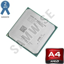Procesor AMD Richland, Vision A4 7300 3.8GHz (Turbo 4GHz), Video integrat Radeon HD 8470D