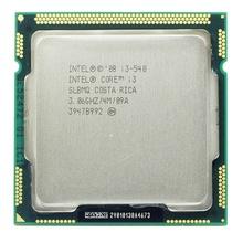 Procesor Intel Core i3 540 3.06GHz, Socket LGA1156, Cache 4MB, FSB 1333MHz, HD Graphics