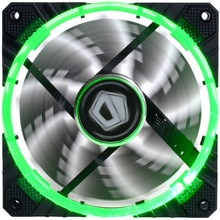 Ventilator ID-Cooling CF-12025-G, Green LED, 120mm